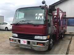 ダイナトラック2台積み積載車