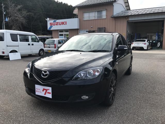 マツダ 5速マニュアル車 純正CD バックカメラ