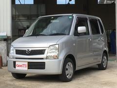 AZワゴンFX キーレス CD ベンチシート 車検32年7月まで!