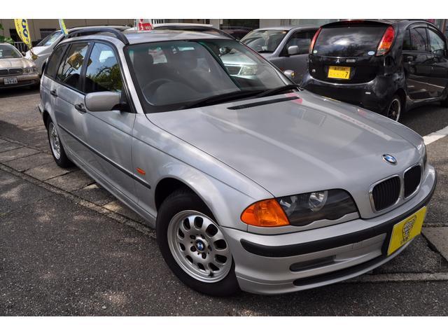 BMW 318iツーリング ETC