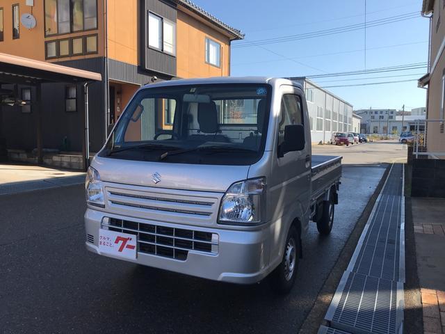 スズキ KC エアコン パワステ 4WD