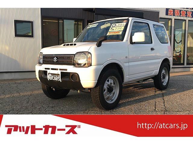 スズキ XG 4WD 5MT 社外デッキ ETC