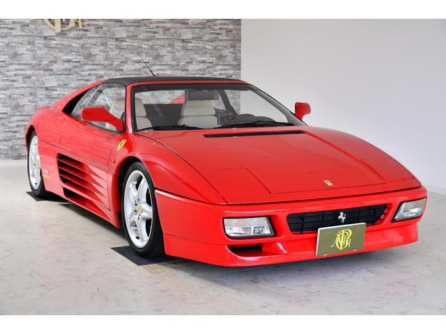 「フェラーリ」「フェラーリ 348」「オープンカー」「石川県」の中古車
