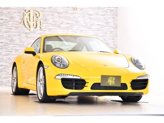 ポルシェ 911 911カレラS パワークラフト ライトグレーレザー PDK Bカメラ 純正HDDナビ