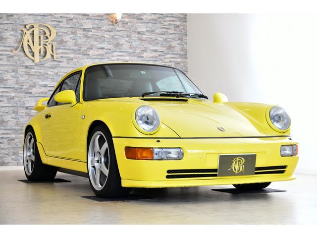 ポルシェ 911 911カレラ2 チタンマフラー 車高調