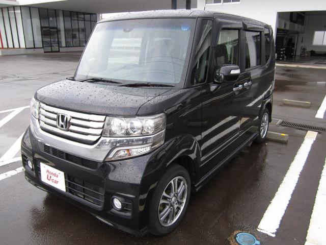 「ホンダ」「N-BOX」「コンパクトカー」「石川県」の中古車