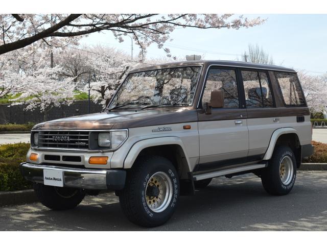 ランドクルーザープラド(トヨタ) EXワイド 中古車画像