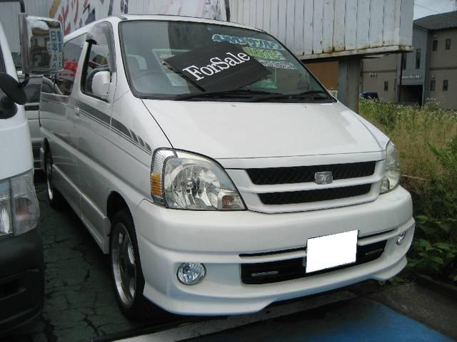 トヨタ VパッケージSR 4WD