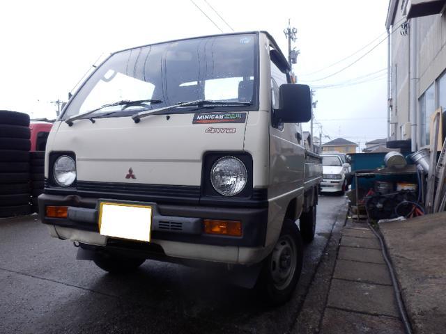三菱 TS4WD
