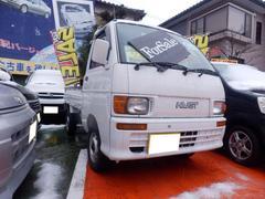 ハイゼットトラックSTD 切替4WD ワンオーナー車 タイミングベルト交換済