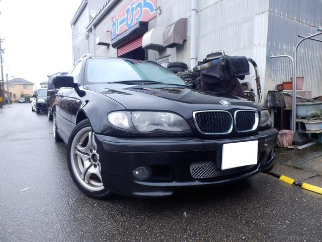BMW 318iツーリングエアロ HID 外AW