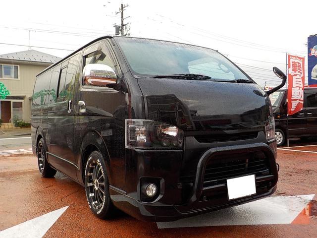 トヨタ ロングスーパーGL 4WD DTB 4型フェイス