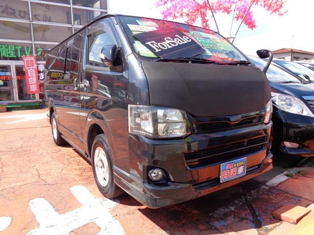 トヨタ ロングスーパーGL 4WD DTB