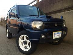 ジムニーワイルドウインド 6型 プッシュ4WD 新品タイヤ
