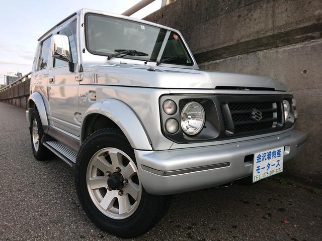 スズキ エルク オートマ 4WD 1300cc