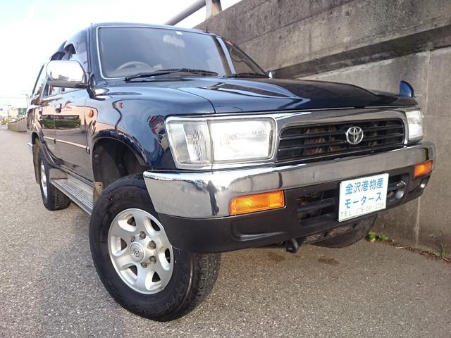 トヨタ SSR-X 5速マニュアル ディーゼル ナロー