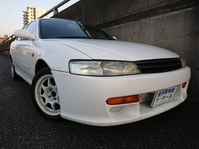 トヨタ GT APEX 6速MT載替公認 車高調 LSD