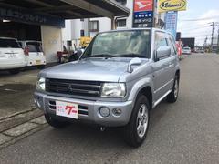 パジェロミニXR 4WD 5速マニュアル車 純正CD付