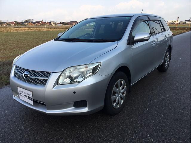 トヨタ 1.5X キーレス CVT 電動格納ミラー