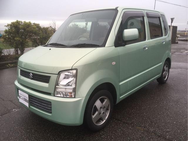 「スズキ」「ワゴンR」「コンパクトカー」「石川県」の中古車