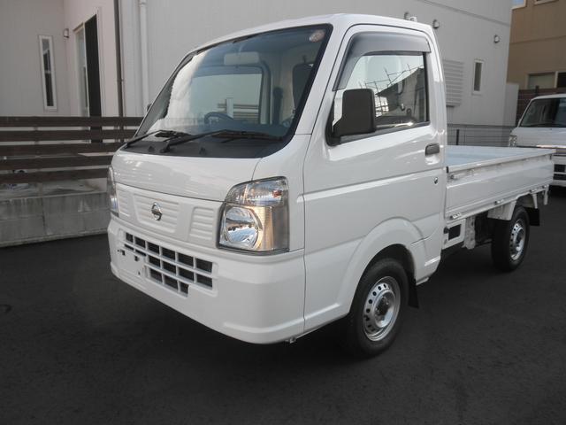 日産 DX 切替式4WD ナビTV   ETC 楽々オートマ