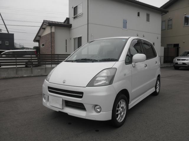 スズキ Aリミテッドエアロ HDDナビ   KEYレス 4WD