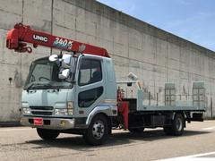 ファイターセキサイ 積載車 ラジコン付 ユニック クレーン