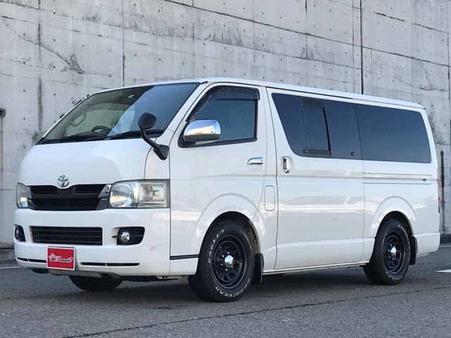 トヨタ スーパーGL ガソリン HDDナビ 社外16インチAW