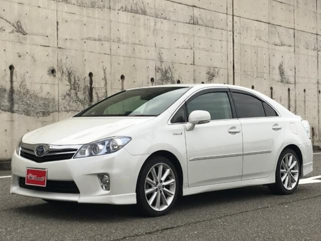 「トヨタ」「SAI」「セダン」「石川県」の中古車