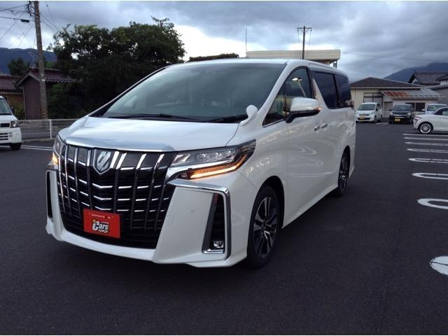 トヨタ 2.5S Cパッケージ 新車未登録
