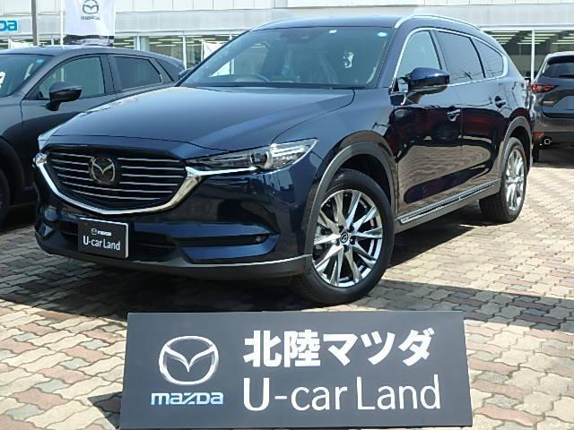 マツダ XD Lパッケージ4WD ディーゼルターボ サービスカーUP