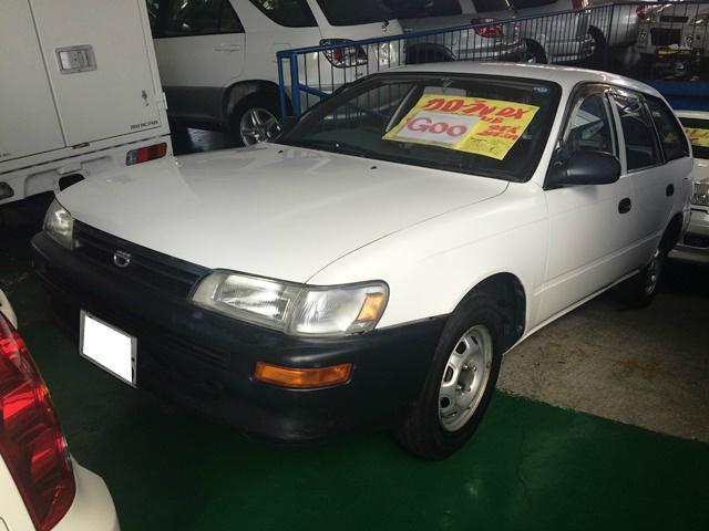「トヨタ」「カローラバン」「ステーションワゴン」「福井県」の中古車
