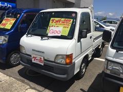 サンバートラックJAスペシャル 4WD