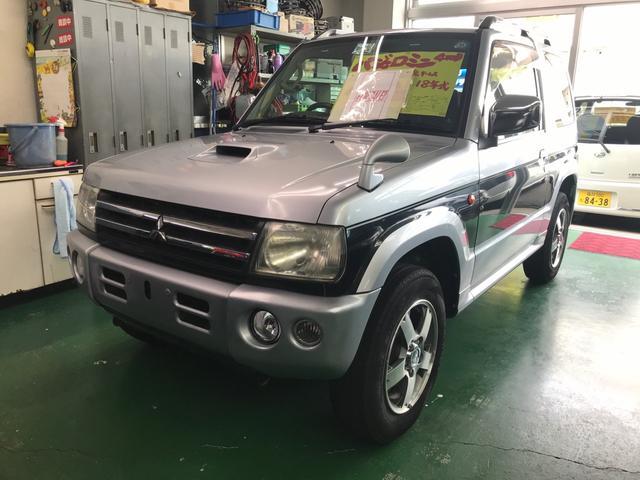三菱 リミテッドエディションVR 4WD キーレス アルミ