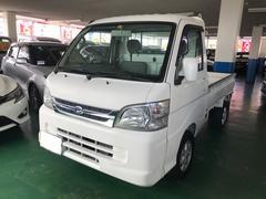 ハイゼットトラックEXT 三方開 4WD オートマチック 軽トラック