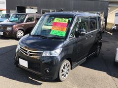 ルークスハイウェイスター HDDナビ 軽自動車 インパネCVT