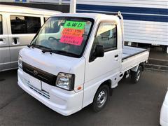サンバートラックTB 4WD SRS 5MT エアコン パワステ
