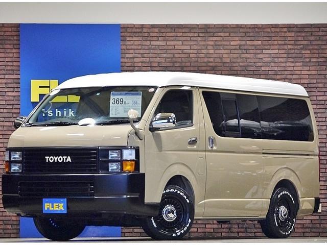 トヨタ GL 4WD RENOCA コーストライン 新品ナビ カメラ