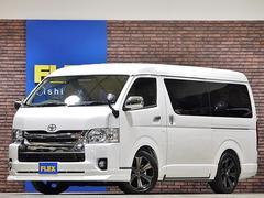 ハイエースワゴンGL オリジナル内装架装【アレンジR1】 4WD TSS付