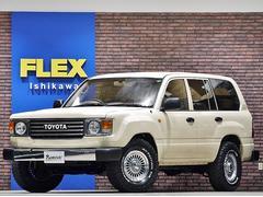 ランドクルーザー100VXリミテッド 4WD Renoca106 5速AT