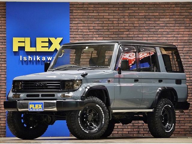 トヨタ SXワイド 4WD NEWペイント リフトアップ