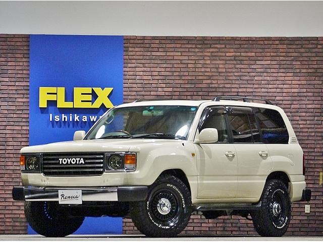 トヨタ VXリミテッド FLEXオリジナルRenoca106