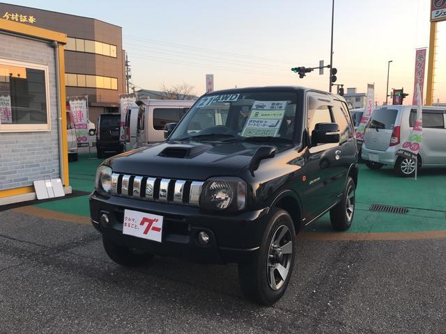 スズキ ランドベンチャー4WD 社外CD シートヒーター