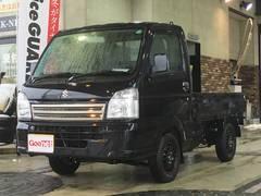 キャリイトラックKCエアコン・パワステ 4WD 5速マニュアル 三方開