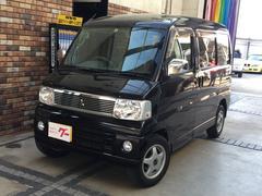 タウンボックスLX 4WD 両側スライド キーレス CDデッキ 社外AW