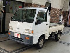 サンバートラックJA 4WD 3開方 CDデッキ