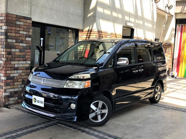 トヨタ 両側PWスライドドア HID ナビ Bカメラ 純正アルミ