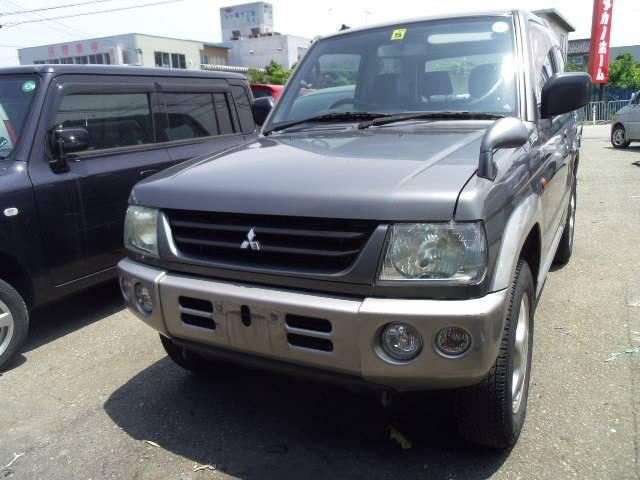 三菱 X AT車 4WD