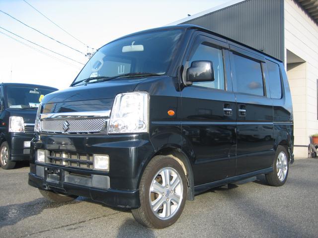 「スズキ」「エブリイワゴン」「コンパクトカー」「石川県」の中古車