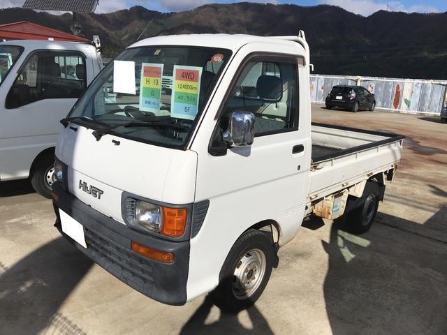 ダイハツ 4WD AC MT 軽トラック